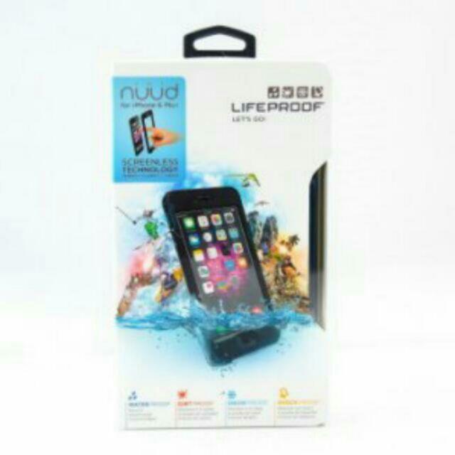 蘋果手機殼美國 貨LifeProof 防水防摔保護殼for iPhone 6 6S plu