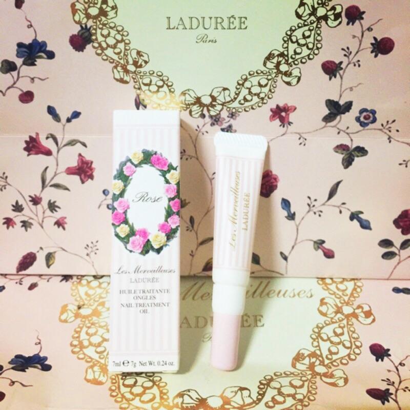 馬卡龍彩妝laduree ✨玫瑰香氛指緣油✨