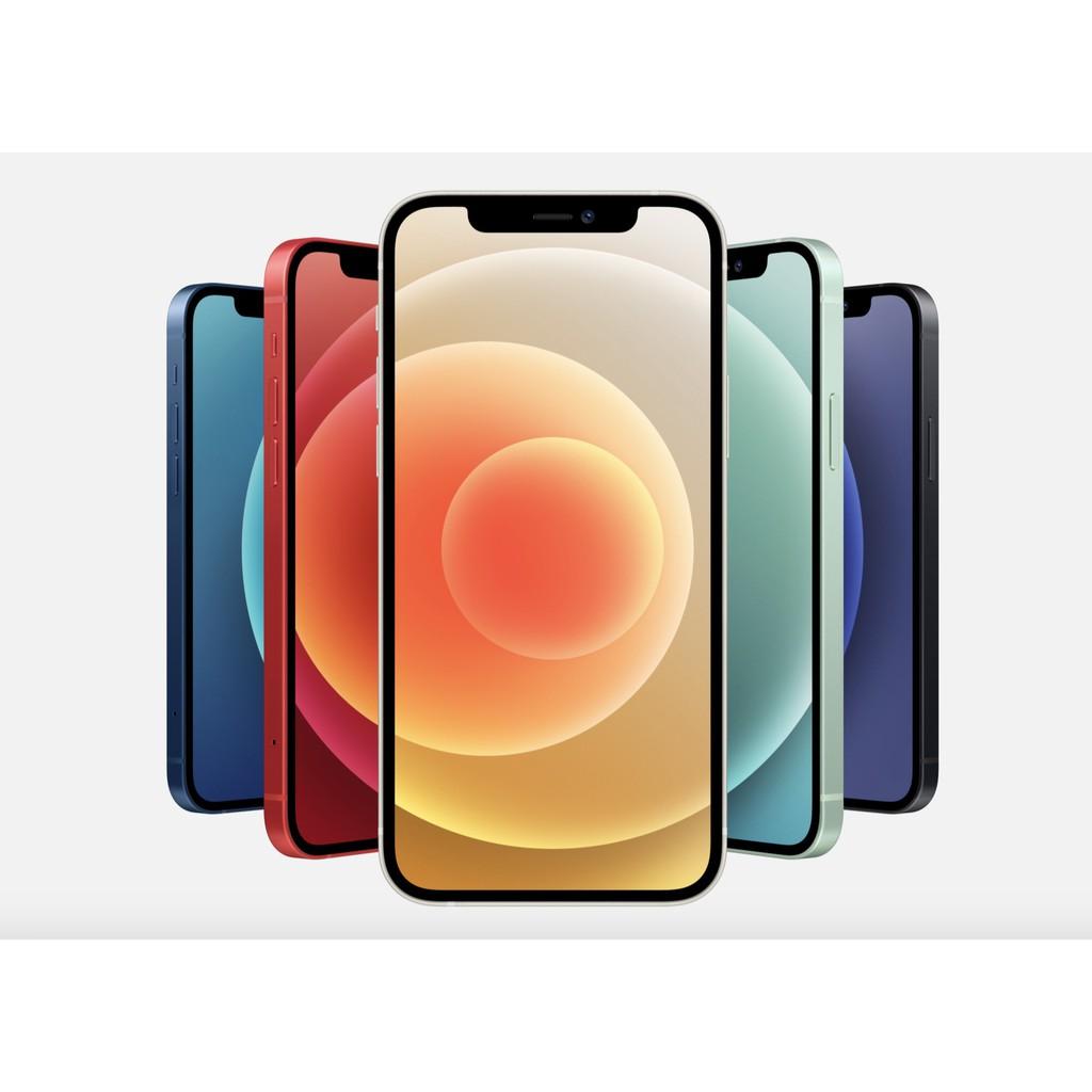 奇機小站:Apple iPhone 12 白色 黑色 紅色 綠色 藍色 128G 6.1吋