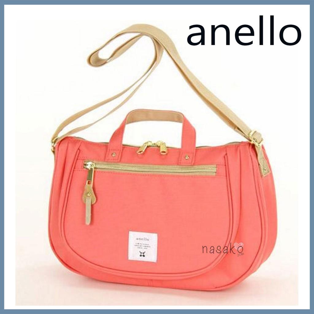 nasako  anello 側背包粉紅色書包出勤包休閒 包旅行行李托特包 非 2 千