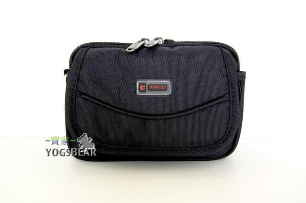 悠格~YOGSBEAR ~防水橫式三用包手機袋斜背包腰包側背包工具包腿包工具袋掛包9069