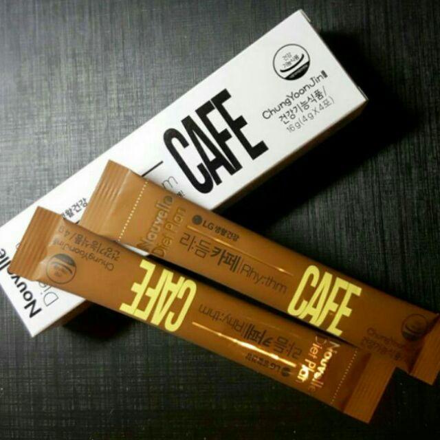 韓國LG 清潤真速溶咖啡健康茶(shou shen 咖啡)30 包