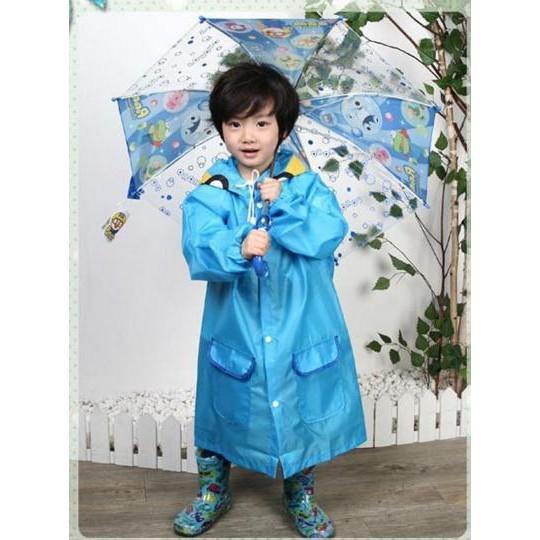 貝比童館兒童雨衣幼兒寶寶單人雨披小孩學生男童女童雨衣