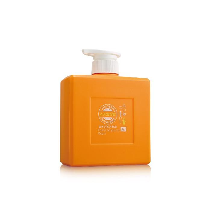 歐盟 蔬果奶瓶洗潔精全食品等級無毒環保無化學添加無環境荷爾蒙嬰兒天然