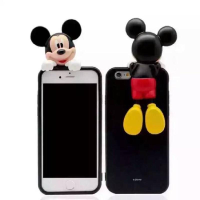 迪士尼米奇米妮史迪奇公仔iphone 手機殼i5 i5s i6 i6plus