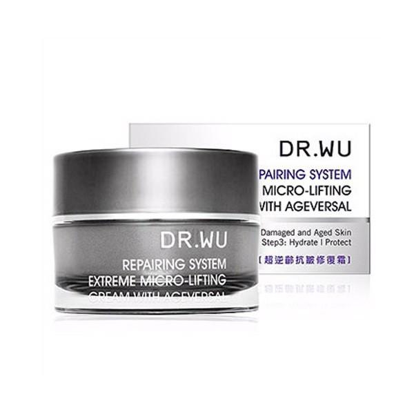 DR WU 超逆齡抗皺修護霜30ml
