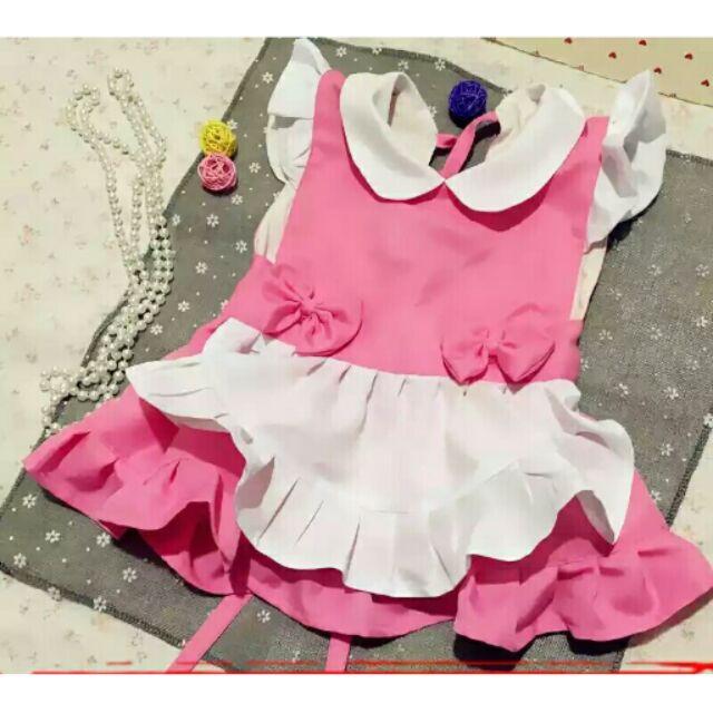 兒童畫畫衣原創 寶寶圍兜吃飯衣無袖罩衣防水圍裙親子款( )