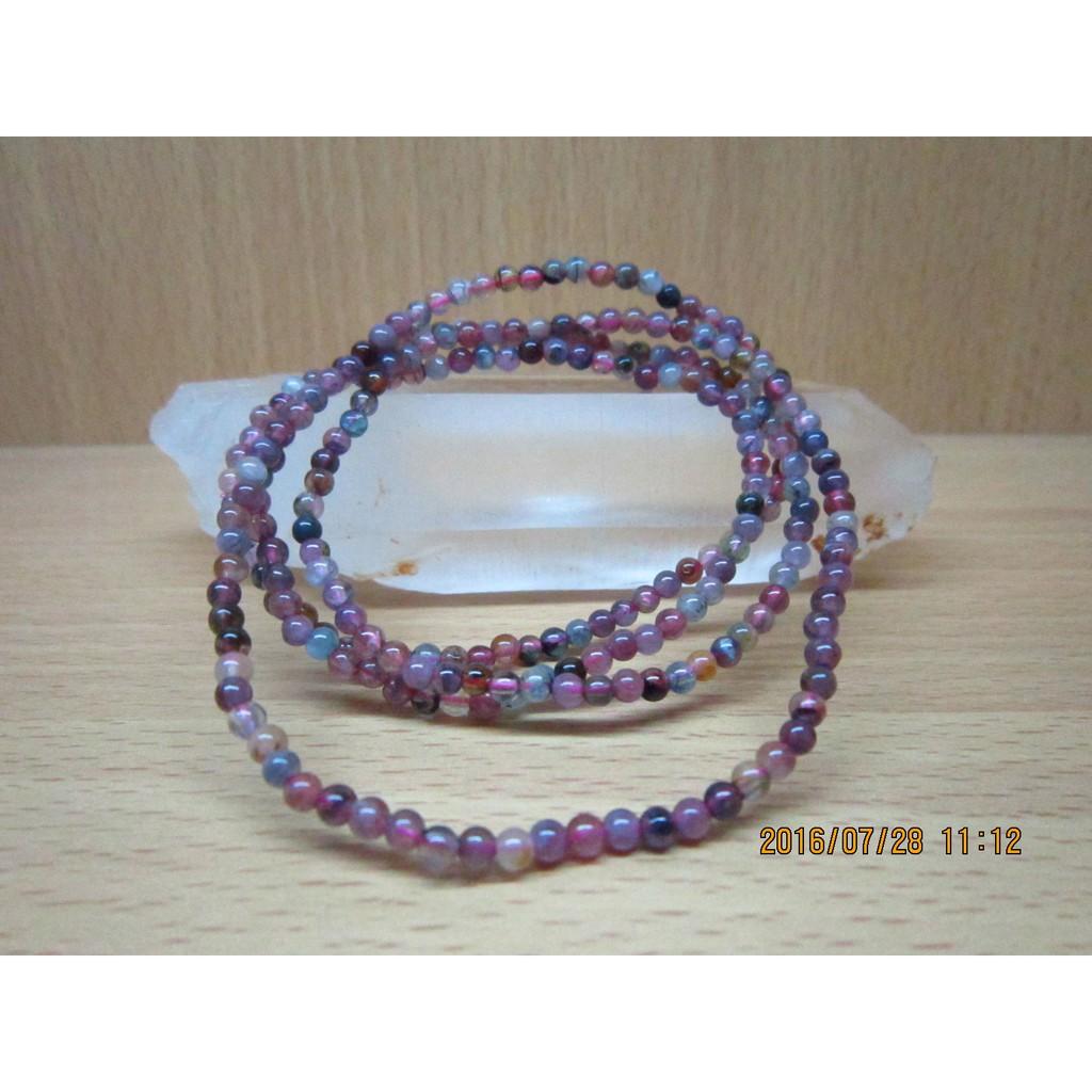 碧璽串珠手鍊2