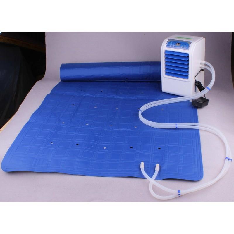 ✨承涼✨ 代理 貨 朗慕買一送五負離子水冷床墊水冷扇 超越涼山泊、涼墊、冷凝墊、草蓆、涼蓆