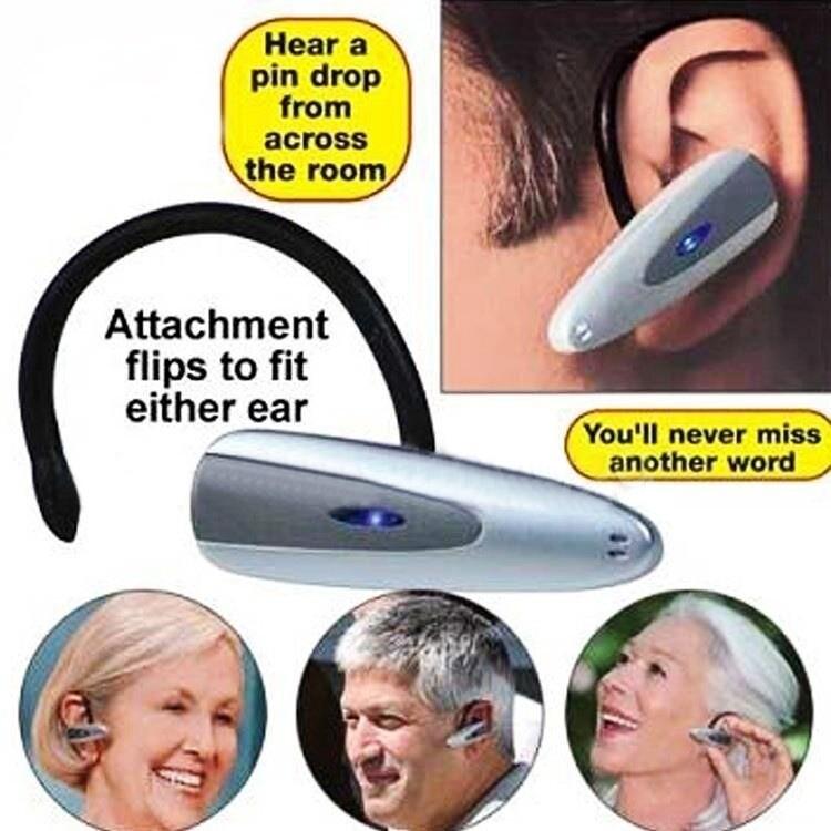 無線擴音器大聲N 和清晰的個人助聽器