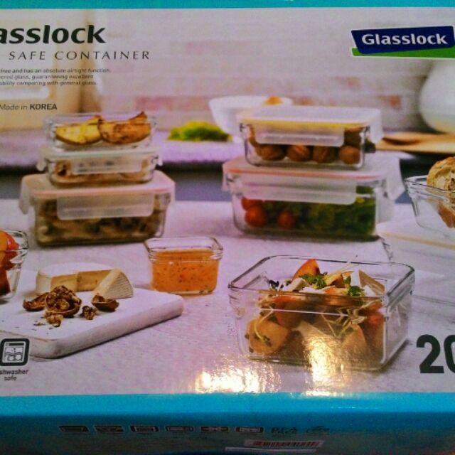 中拚 !好市多GLASSLOCK 無邊框系列玻璃保鮮盒組有 選擇107711