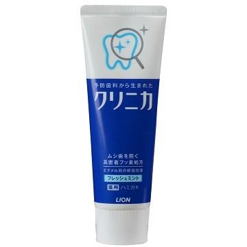 LION 獅王固力寧佳酵素牙膏超涼直立式130g