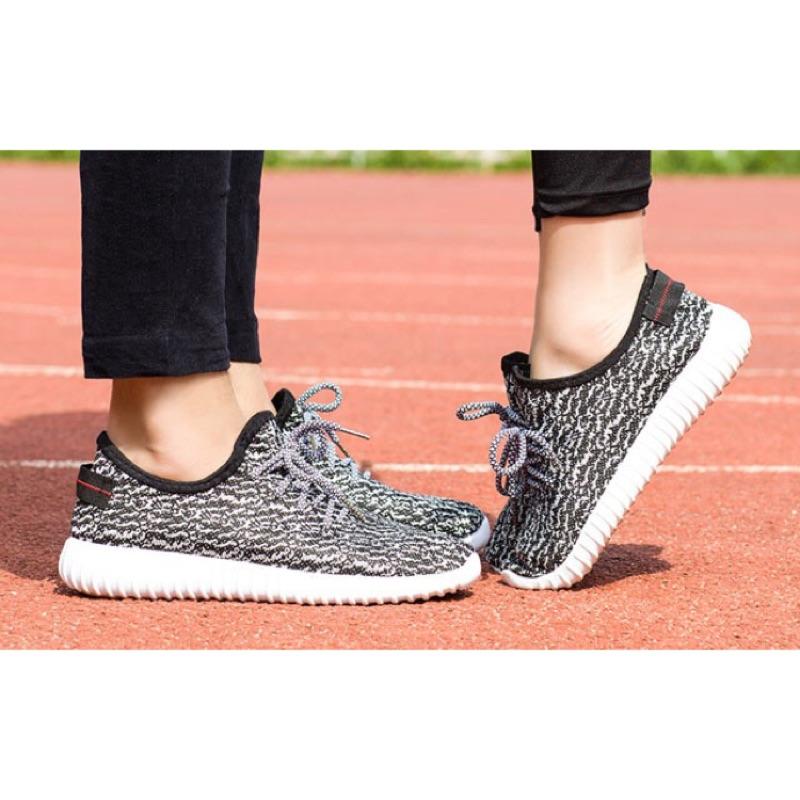 明星同款男女同款透氣布鞋潮鞋學生 椰子板鞋 休閒鞋跑步鞋