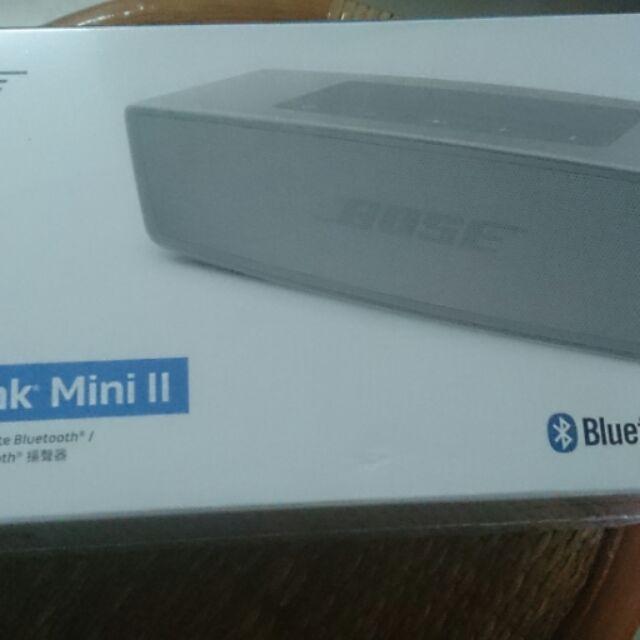 BOSE SOUNDLINK MINI II 攜帶型藍芽無線音響喇叭JBL Charge