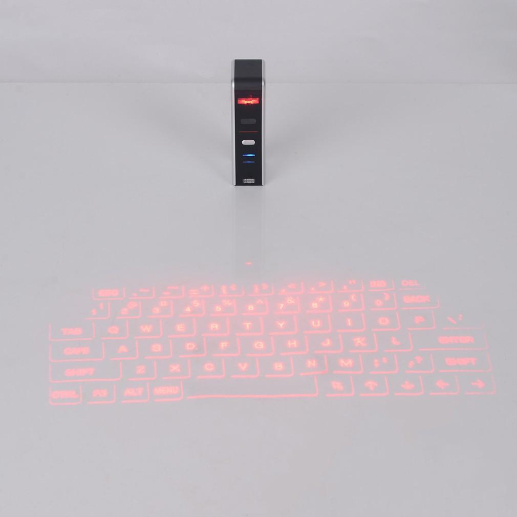 KB320 智慧手機藍牙USB 虛擬激光鍵盤