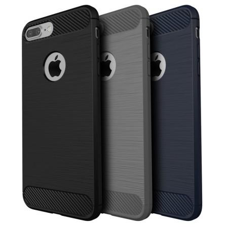 iPhone6 6plus 5s 買一送一Slim Armor 碳纖維金屬拉絲紋TPU 防