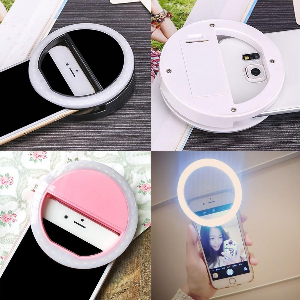 豪華LED 補光燈發光 電話鈴聲 於iPhone66SplusLGsams