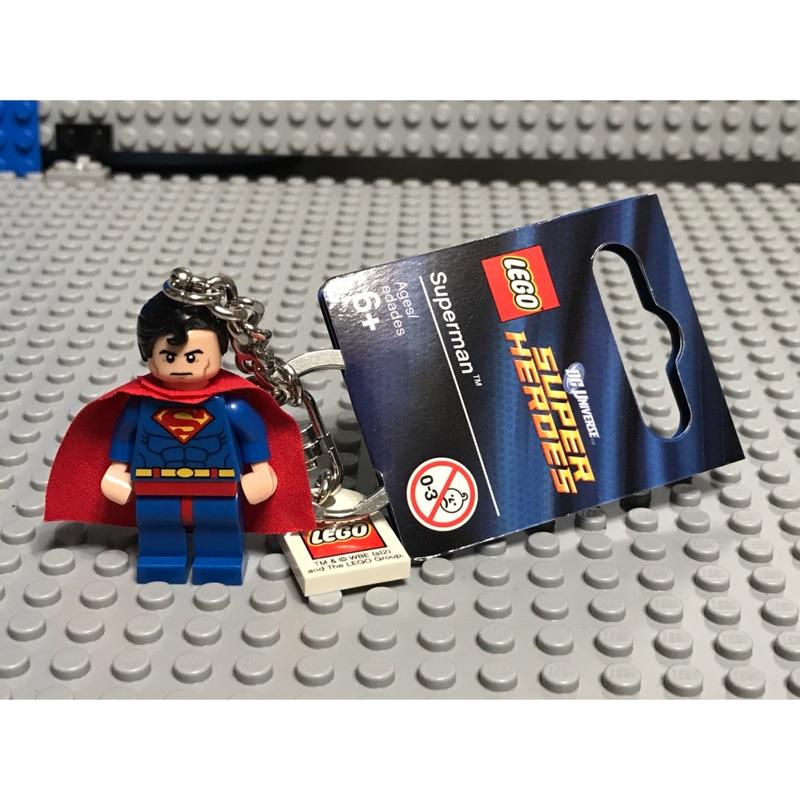 ~八角龍玩具~LEGO 超人鑰匙圈