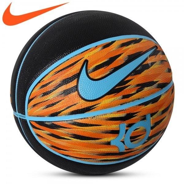 ~鞋印良品~NIKE NBA 勇士KD 籃球7 號室外 款橡膠籃球KD 系列BB0551