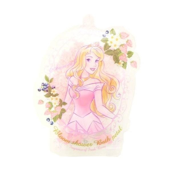 DISNEY 迪士尼公主系列沐浴泡澡泡泡入浴劑睡美人Aurora 松本日韓雜貨舖