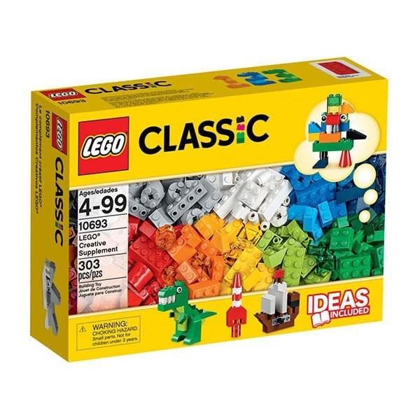 ~積木兄弟~Lego 10693  樂高 桶