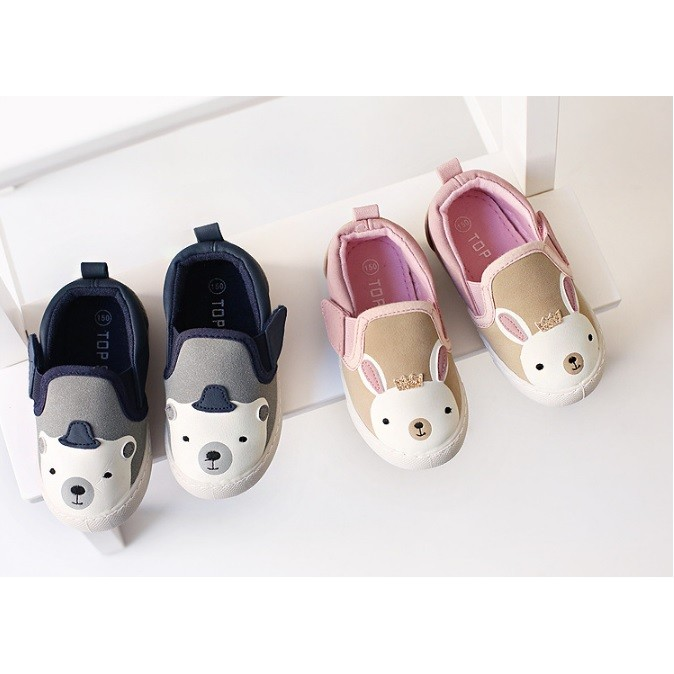 TS 兒童動物休閒鞋