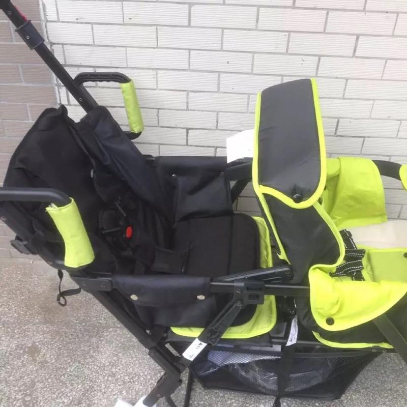 雙人推車Bodeyoubu seebaby 第二座椅不含推車 中