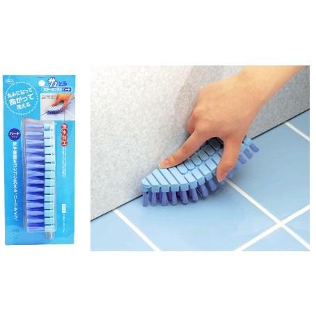 ~lilicoco 無限~~ 可彎曲浴室磁磚萬用刷縫隙刷~