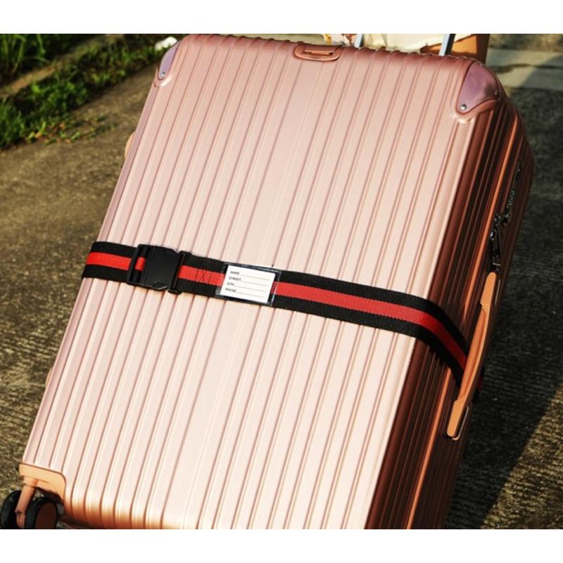 旅行箱束帶行李箱綁帶拉桿箱捆帶打包帶行李帶束帶保護帶綑綁帶安全帶~旅行 ~