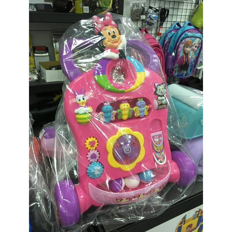 Disney 迪士尼卡通學步車107596