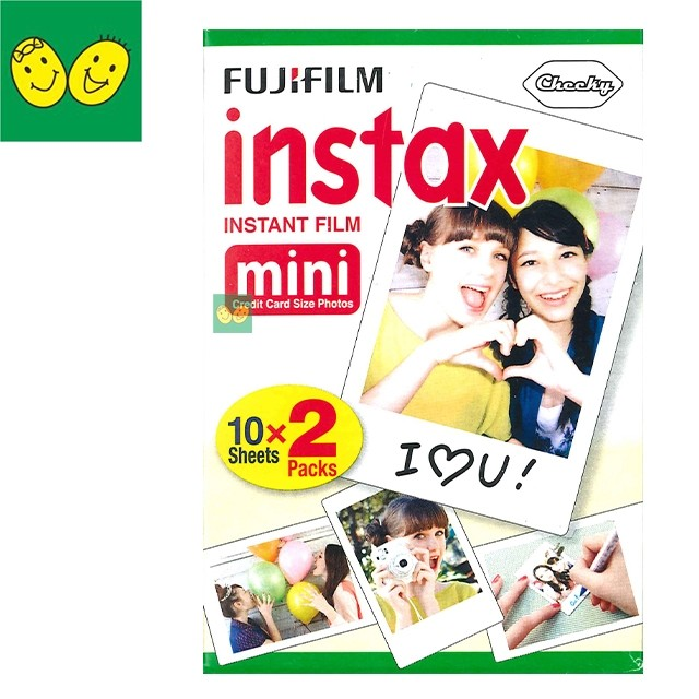 微笑爸 貨富士FUJIFILM 拍立得空白底片盒裝instax mini 25 70 90