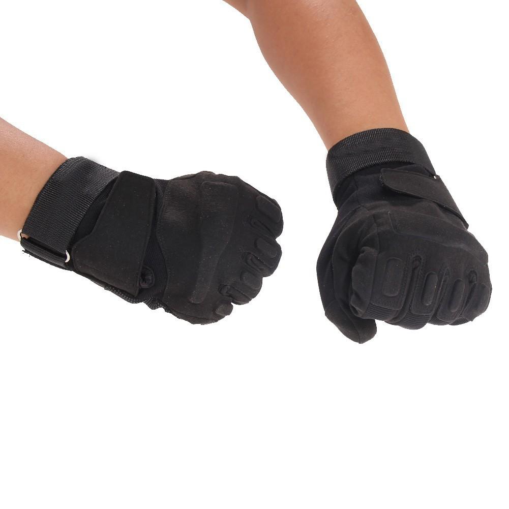 黑鷹戰術健身登山騎行全指手套
