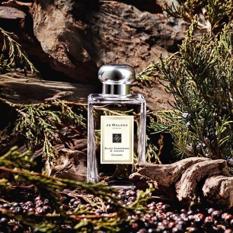 正品Jo Malone 黑雪松與杜松Black Cedarwood Juniper 香水3