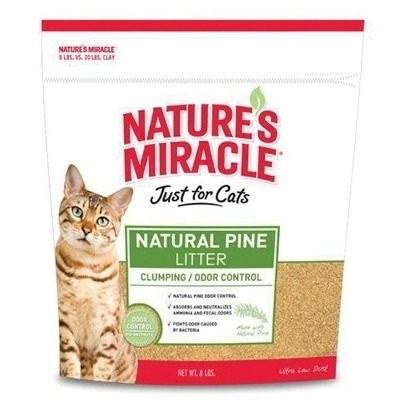美國8in1 自然奇蹟酵素環保玉米貓砂10LB 單包可超取