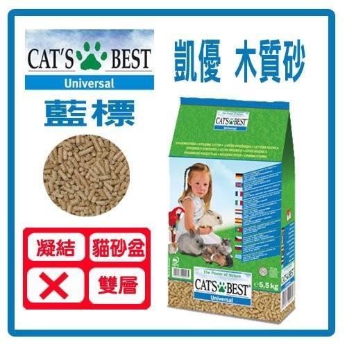 ~比比寵物用品~凱優除臭抗菌天然貓砂木屑砂松木砂10L 藍標~185 元~