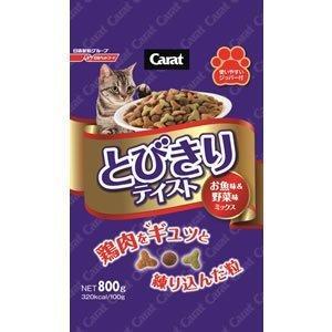 日清海陸系列貓飼料雞肉海鮮蔬菜800g