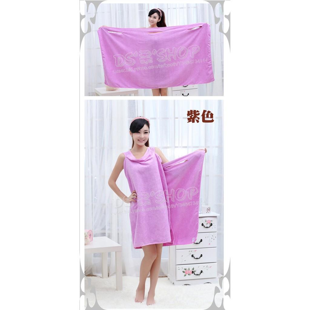 超細纖維吸水柔軟保暖百變魔術浴巾浴袍