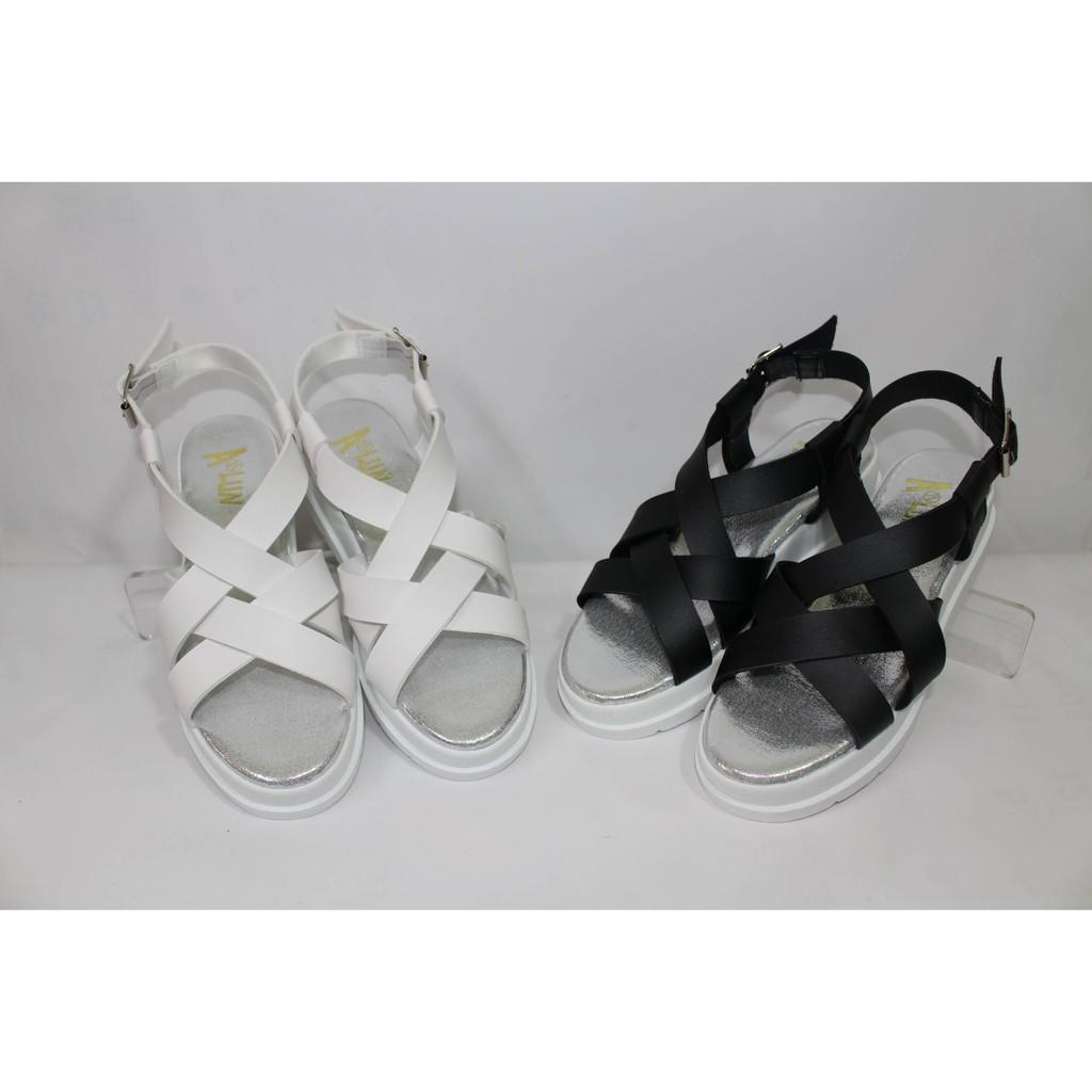 ALICE SHOES 艾莉易購網請把握搶鮮擁有 亮色系涼鞋羅馬鞋801 MIT