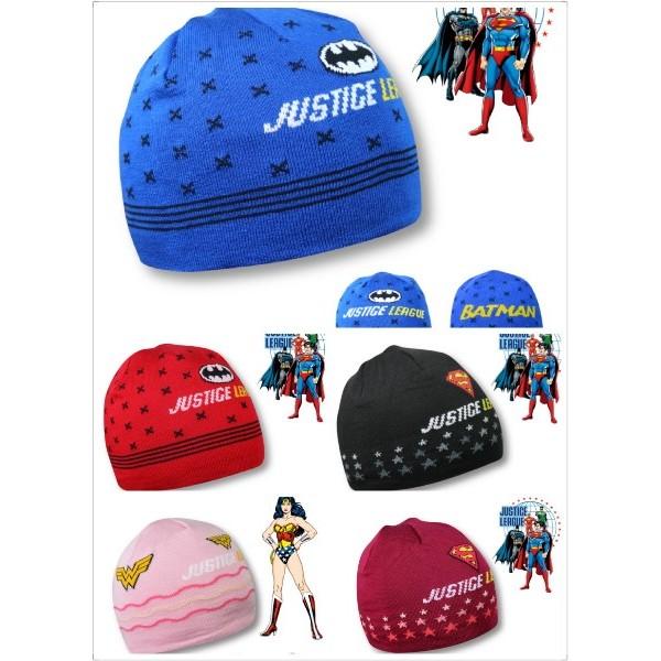 超級英雄兒童 毛帽4 8Y 五色
