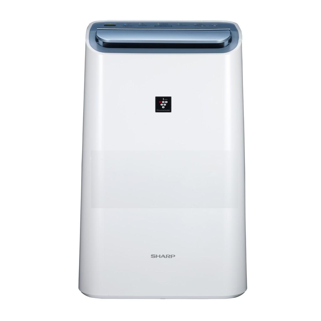 SHARP夏普 10.5L 空氣清淨除濕機 DW-H10FT-W 刷卡分期 【雅光電器商城】
