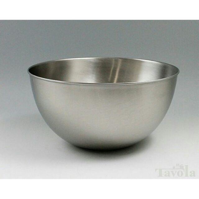 製柳宗理不鏽鋼調理盆23CM