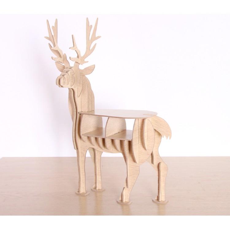 ♡Namast é♡北歐 家飾麋鹿整隻小鹿玄關裝飾客廳房間廚房裝飾動物裝飾新家新房拍攝道具