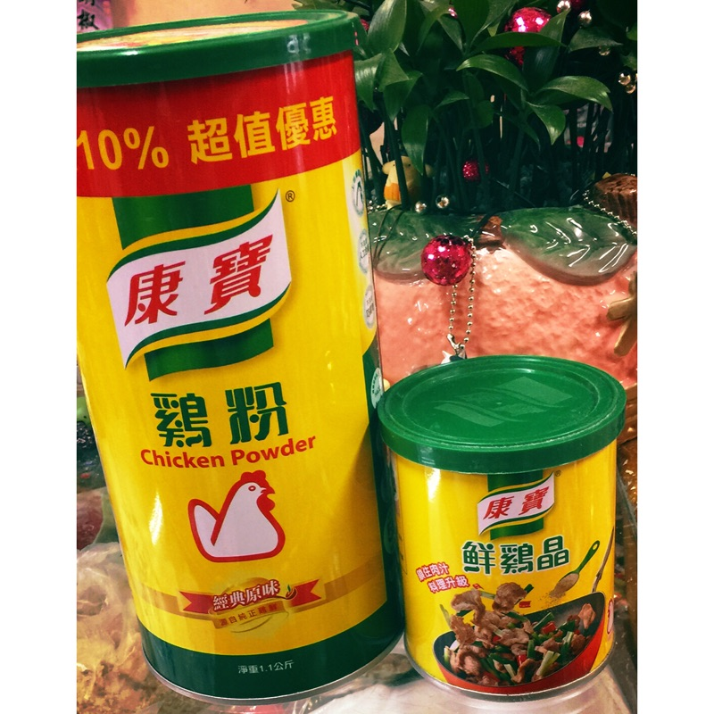 (雜糧小舖)康寶鮮雞晶雞粉220g 1100g
