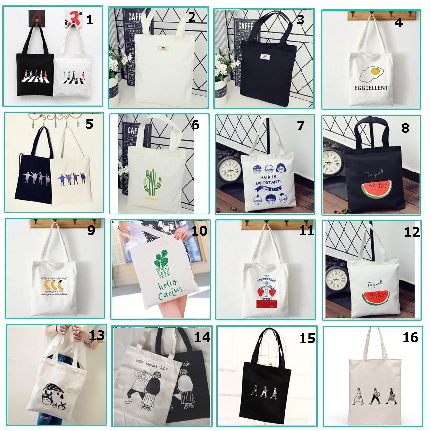 蛋老闆12 安棉2017 多款款日韓文藝帆布包單肩包手提拉鏈包 袋帆布包