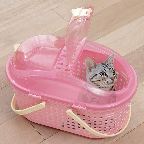 ~無法超取~ IRIS 寵物外出提籃MPC 450 粉色