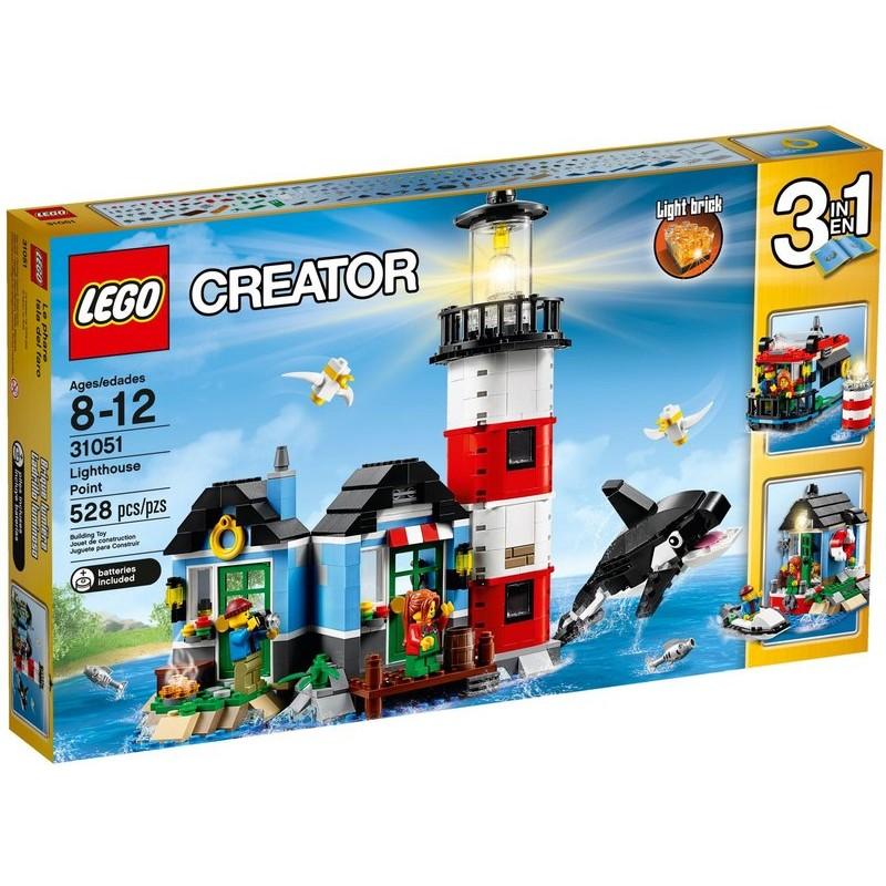 ~積木樂園~樂高LEGO 31051 CREATOR 系列燈塔小屋