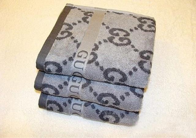 奢華大牌G 牌vip 贈品純棉毛巾