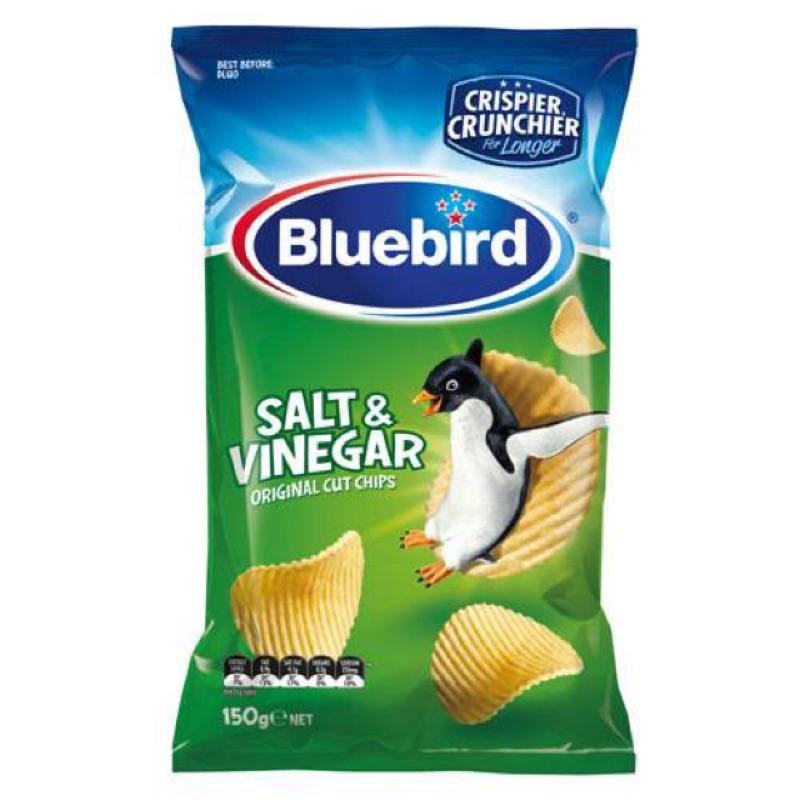 紐西蘭Bluebird 薯片洋芋片超好吃正常版