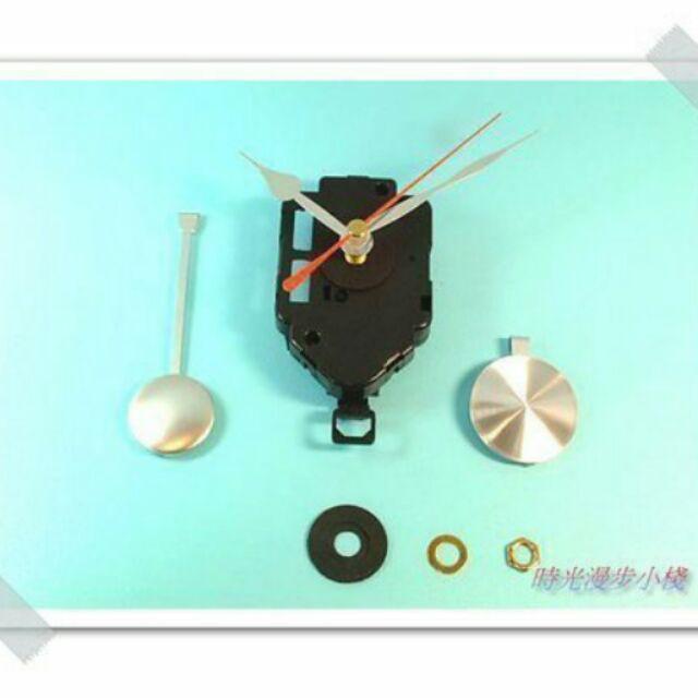 時鐘搖擺機心組台製 於鐵製品、玻璃、瓷器、紙黏土、木製品、波麗等藝術創作DIY
