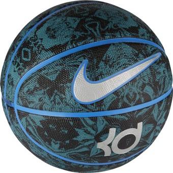 ~H Y SPORT ~NIKE KD IX Playground 深綠藍邊7 號籃球